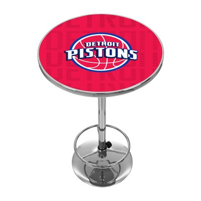 NBA City Pub Table NBA Team: Detroit Pistons