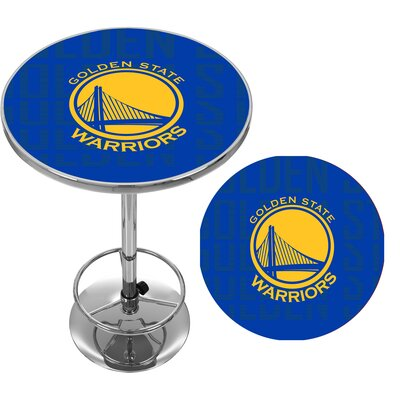 NBA City Pub Table NBA Team: Golden State Warriors