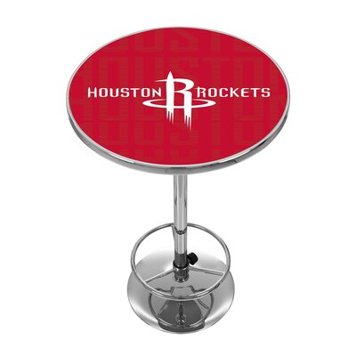 NBA City Pub Table NBA Team: Houston Rockets