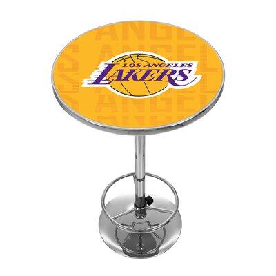 NBA City Pub Table NBA Team: Los Angeles Lakers