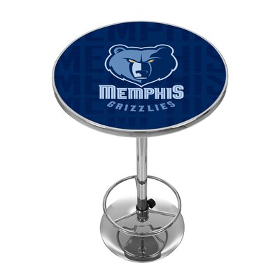 NBA City Pub Table NBA Team: Memphis Grizzlies