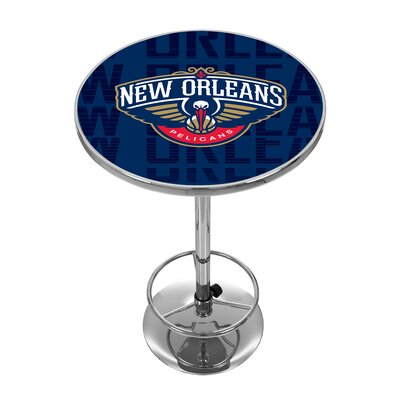 NBA City Pub Table NBA Team: New Orleans Pelicans