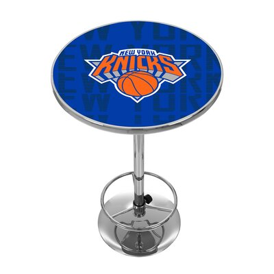 NBA City Pub Table NBA Team: New York Knicks