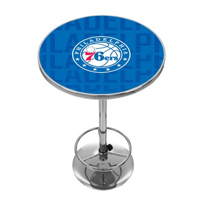 NBA City Pub Table NBA Team: Philadelphia 76ers