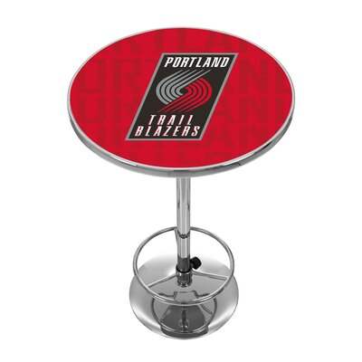 NBA City Pub Table NBA Team: Portland Trailblazers