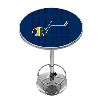NBA City Pub Table NBA Team: Utah Jazz