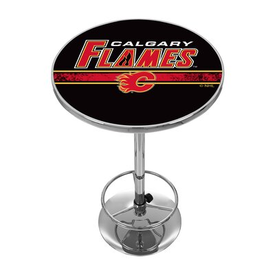 NHL Pub Table NHL Team: Calgary Flames