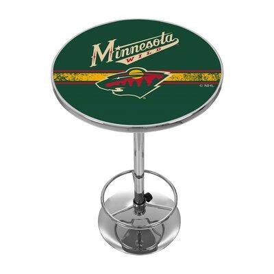 NHL Pub Table NHL Team: Minnesota Wild