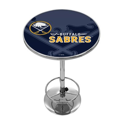 NHL Watermark Pub Table NHL Team: Buffalo Sabres