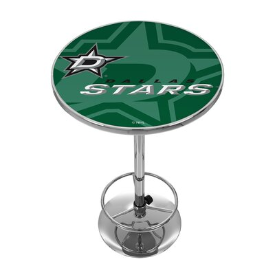 NHL Watermark Pub Table NHL Team: Dallas Stars