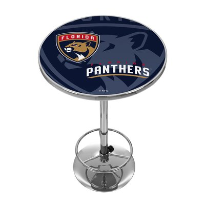 NHL Watermark Pub Table NHL Team: Florida Panthers