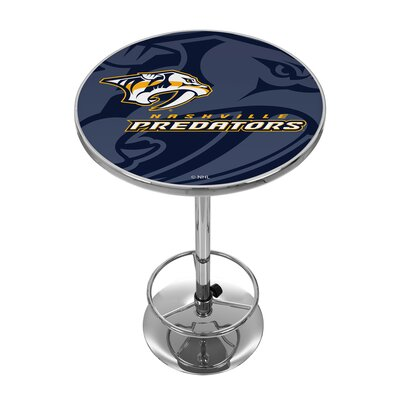 NHL Watermark Pub Table NHL Team: Nashville Predators