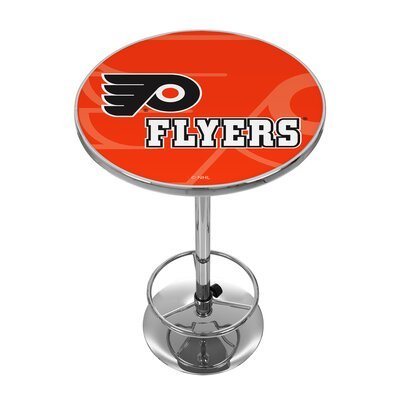 NHL Watermark Pub Table NHL Team: Philadelphia Flyers