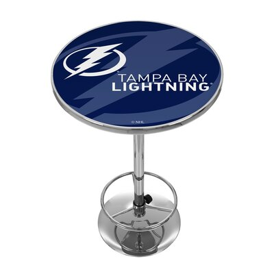 NHL Watermark Pub Table NHL Team: Tampa Bay Lightning