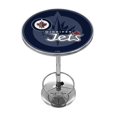 NHL Watermark Pub Table NHL Team: Winnipeg Jets