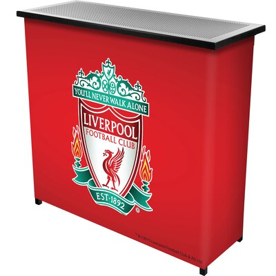 Premier League Team Portable Home Bar Premier League Team: Liverpool