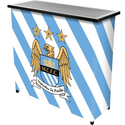 Premier League Team Portable Home Bar Premier League Team: Manchester City