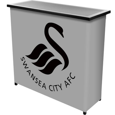 Premier League Team Portable Home Bar Premier League Team: Swansea City