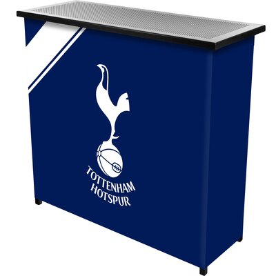 Premier League Team Portable Home Bar Premier League Team: Tottenham Hotspurs
