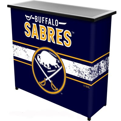 NHL Portable Bar NHL Team: Buffalo Sabres