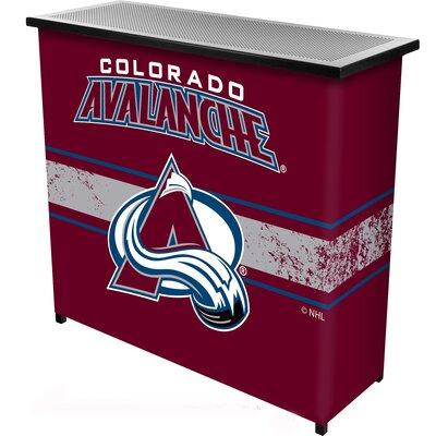 NHL Portable Bar NHL Team: Colorado Avalanche