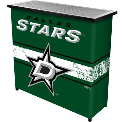 NHL Portable Bar NHL Team: Dallas Stars