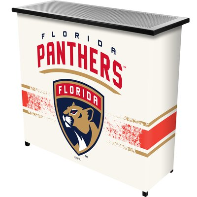 NHL Portable Bar NHL Team: Florida Panthers