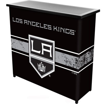 NHL Portable Bar NHL Team: Los Angeles Kings