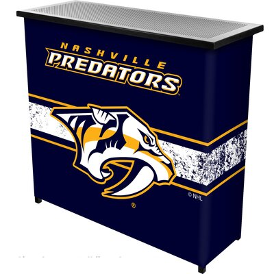 NHL Portable Bar NHL Team: Nashville Predators