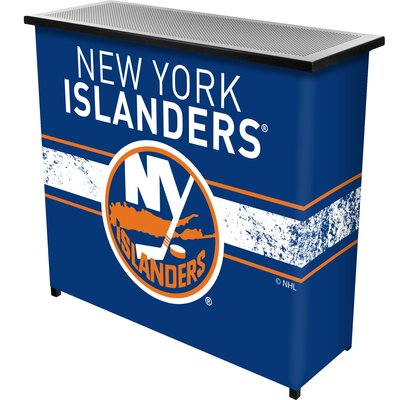 NHL Portable Bar NHL Team: New York Islanders
