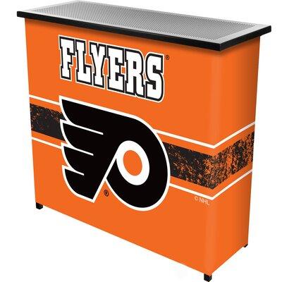 NHL Portable Bar NHL Team: Philadelphia Flyers