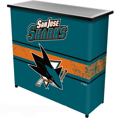 NHL Portable Bar NHL Team: San Jose Sharks