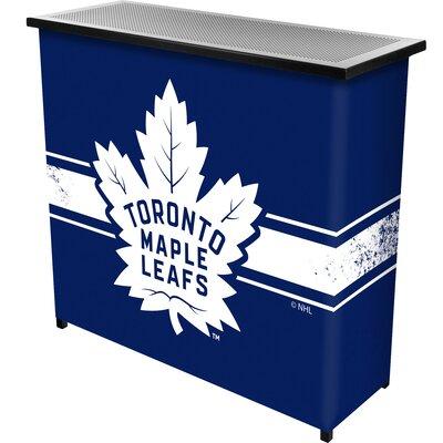 NHL Portable Bar NHL Team: Toronto Maple Leafs