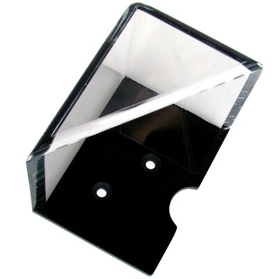 4 Deck Professional Grade Acrylic Discard Holder with Top 10-3101