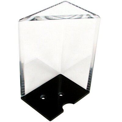 8 Deck Professional Grade Acrylic Discard Holder with Top 10-3103