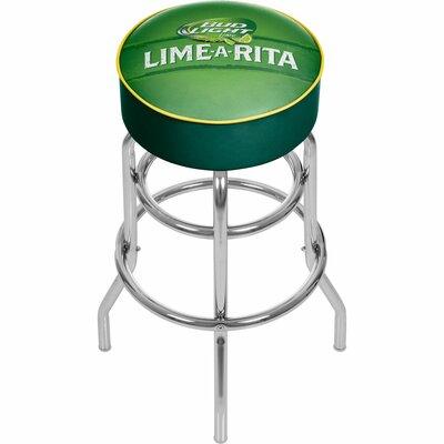 Bud Light Lime-A-Rita 31 Swivel Bar Stool