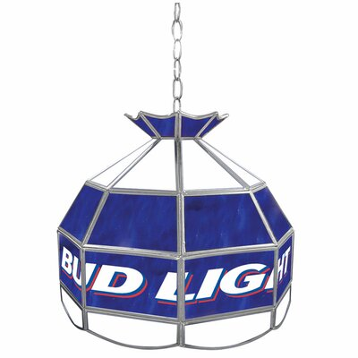 Bud Light 16 Budweiser Tiffany Light Fixture