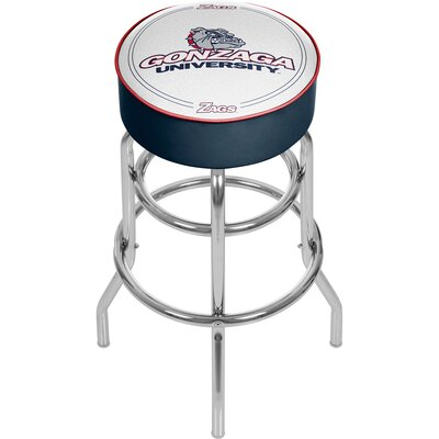 NCAA 31 Swivel Bar Stool NCAA Team: Gonzaga