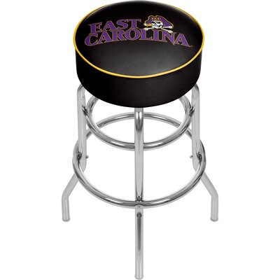 NCAA 31 Swivel Bar Stool NCAA Team: East Carolina
