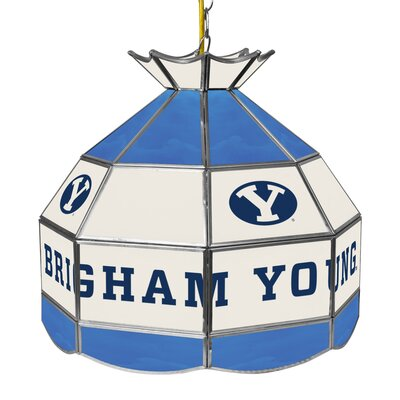 NCAA 16 Stained Glass Tiffany Lamp NCAA Team: BYU
