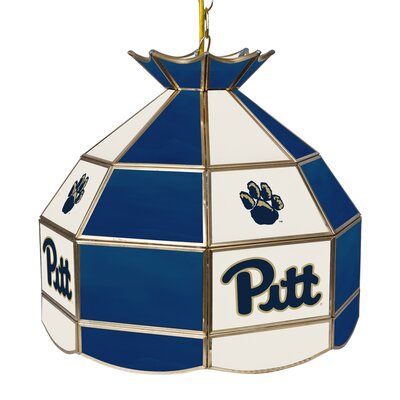 NCAA 16 Stained Glass Tiffany Lamp NCAA Team: Pittsburgh