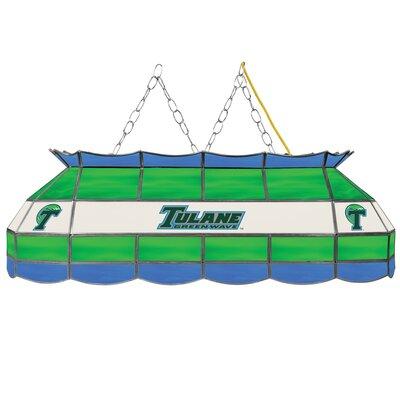NCAA Pool Table Light NCAA Team: Tulane