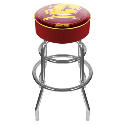 NCAA 31 Swivel Bar Stool NCAA Team: Central Michigan