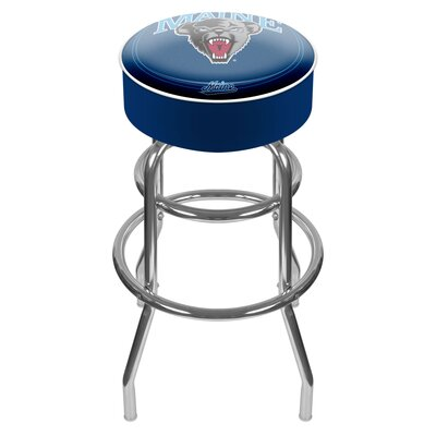 NCAA 31 Swivel Bar Stool NCAA Team: Maine