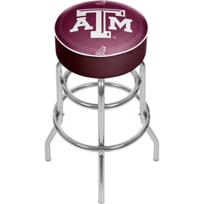 NCAA 31 Swivel Bar Stool NCAA Team: Texas A&M