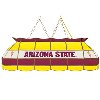NCAA Pool Table Light NCAA Team: Arizona State