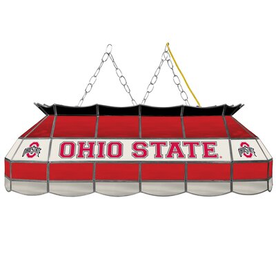 NCAA Pool Table Light NCAA Team: Ohio State