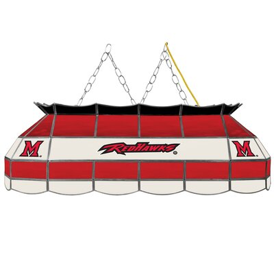 NCAA Pool Table Light NCAA Team: Miami of Ohio