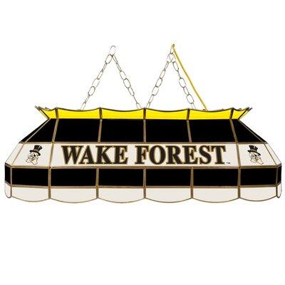 NCAA Pool Table Light NCAA Team: Wake Forest