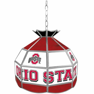 NCAA 16 Stained Glass Tiffany Lamp NCAA Team: Ohio State